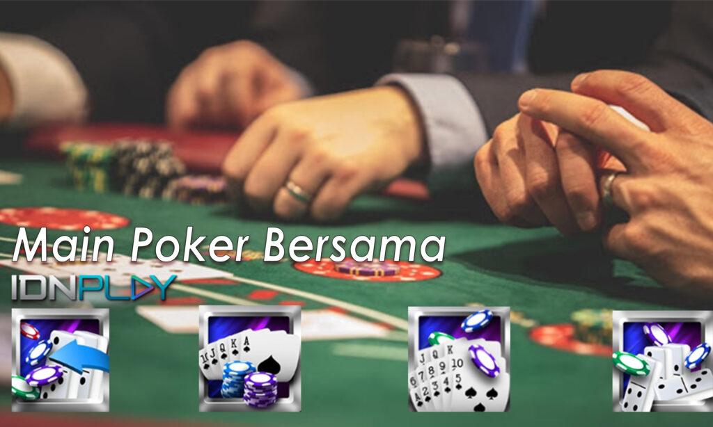 Bermain Judi Poker Mudah Menang